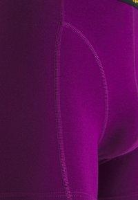 MUCHACHOMALO - THUGY 3 PACK - Pants - black/purple - 6