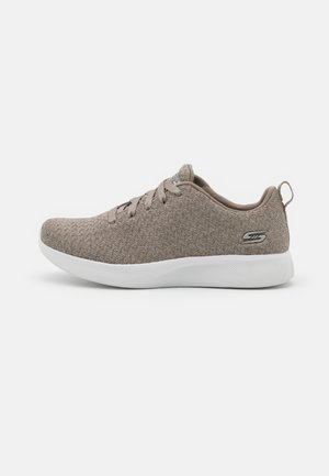 BOBS SQUAD 2 - Trainers - taupe/metallic silver