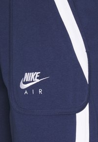 Nike Sportswear - AIR - Tracksuit bottoms - midnight navy/black/white - 2