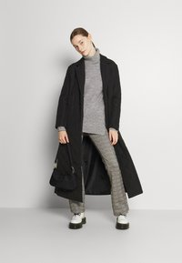 Even&Odd - Jumper - mottled grey - 1