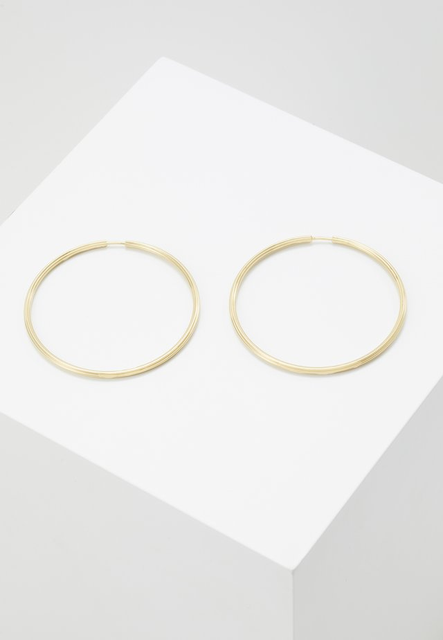 SUNSET HOOP PAIR - Örhänge - gold-coloured