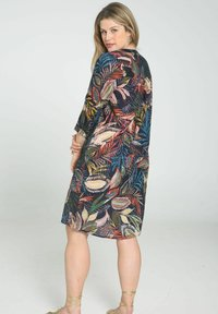 Paprika - Shirt dress - dark blue - 2