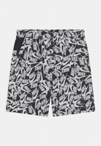 Nike Sportswear - PLUS WOVEN - Shorts - black - 0
