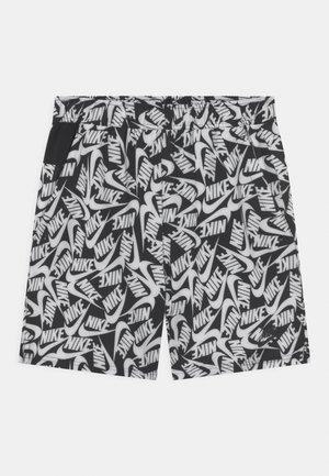 PLUS WOVEN - Shorts - black
