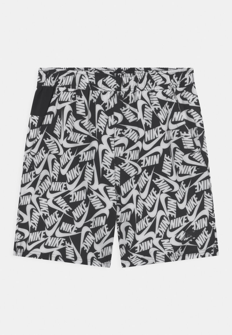 Nike Sportswear - PLUS WOVEN - Shorts - black