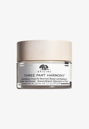 THREE PART HARMONY NOURISHING CREAM FOR RENEWAL, REPAIR AND RADIANCE  - Anti-Aging - -