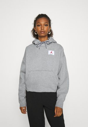 FLIGHT - Hoodie - grey heather