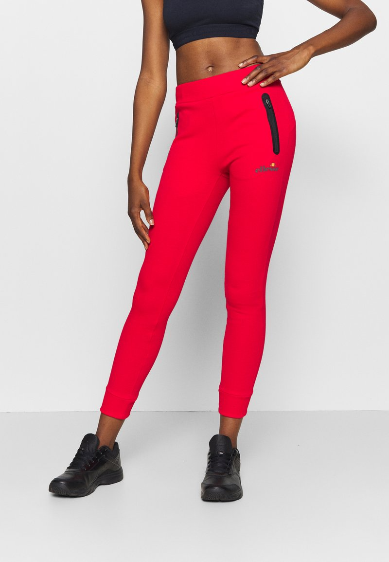 Ellesse - CANA - Tracksuit bottoms - red