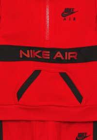 Nike Sportswear - NIKE AIR TRICOT SET - Sweatshirt - university red - 3