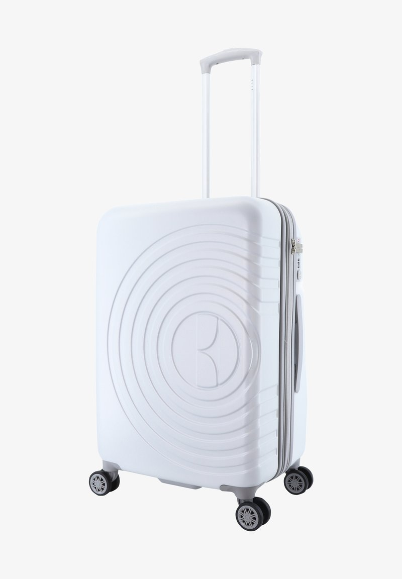 ELLE - Wheeled suitcase - weiß
