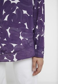 Hope - TWICE - Skjorte - purple sweep print - 7