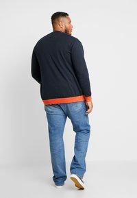 Jack´s Sportswear - FULL ZIP CARDIGAN - Gilet - navy - 2