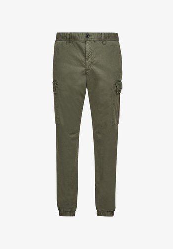 DISGUISE - Cargo trousers - khaki