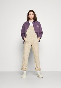 Carhartt WIP - SONORA  - Dungarees - dusty brown - 1