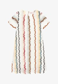 Missoni Kids - Jumper dress - white - 2