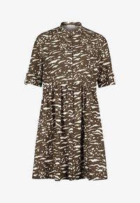 Vera Mont - Day dress - khaki/white - 0