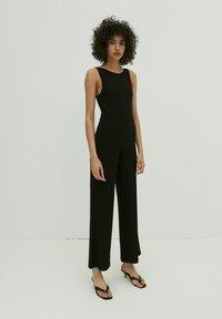 EDITED - Jumpsuit - schwarz - 0