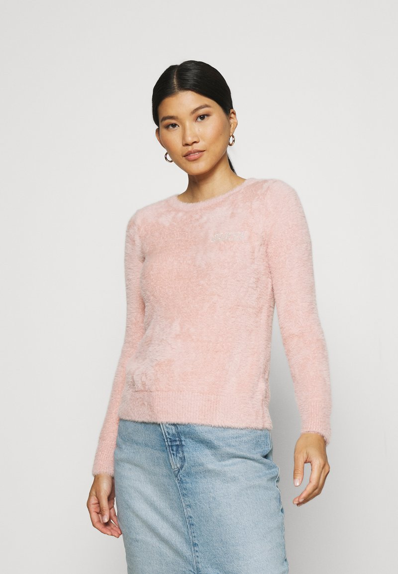 Guess - CANDACE  - Svetr - pretty in pink