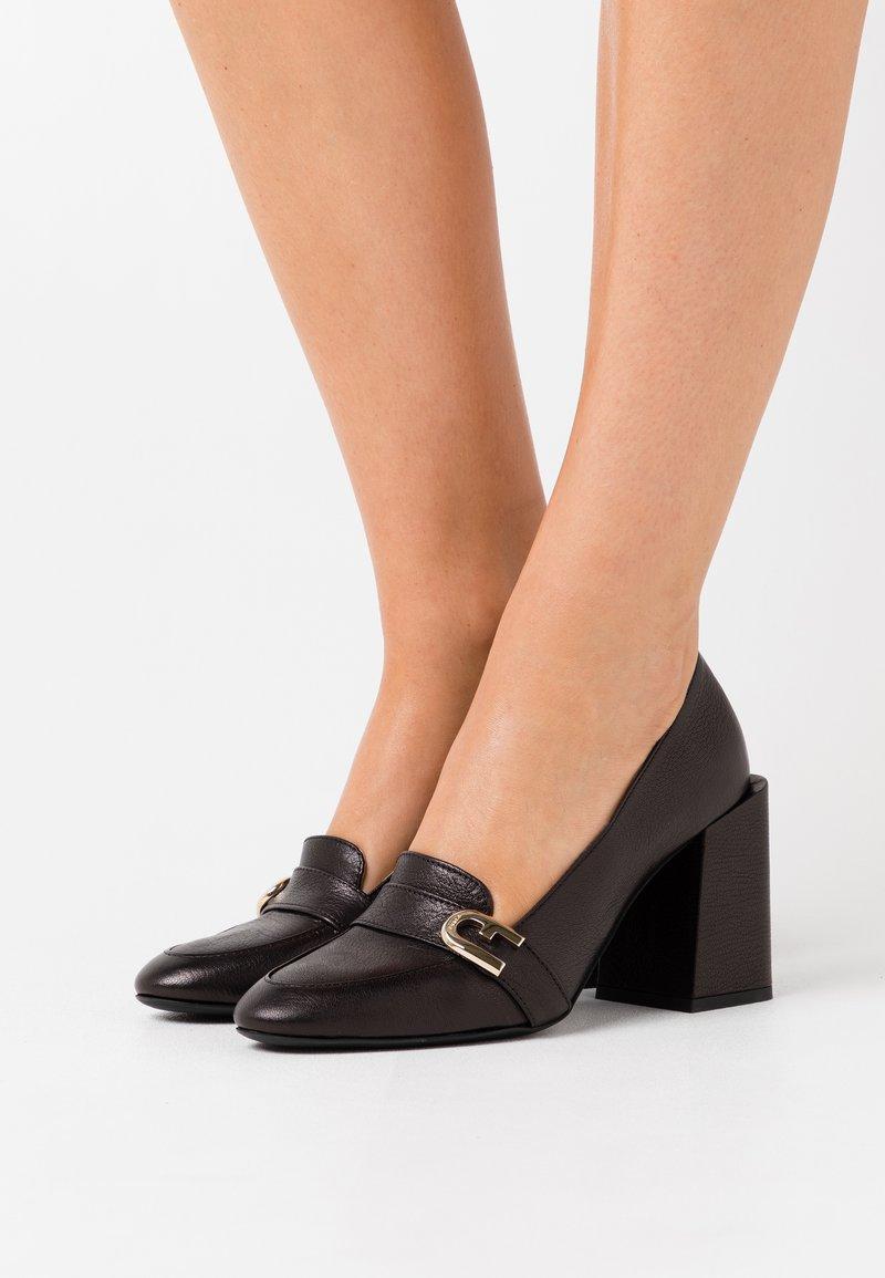 Furla - DECOLLETE - Høye hæler - nero