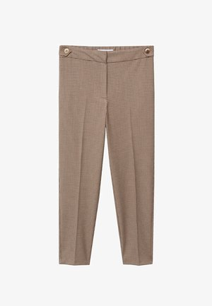JOSE7 - Trousers - marron