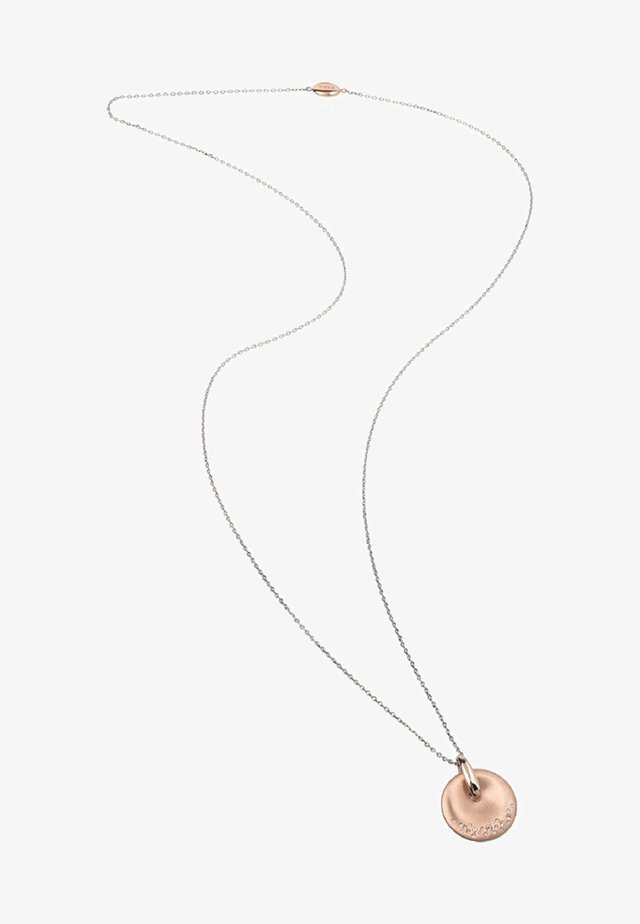 COLLANA ILLUSION - Necklace - rose gold-coloured