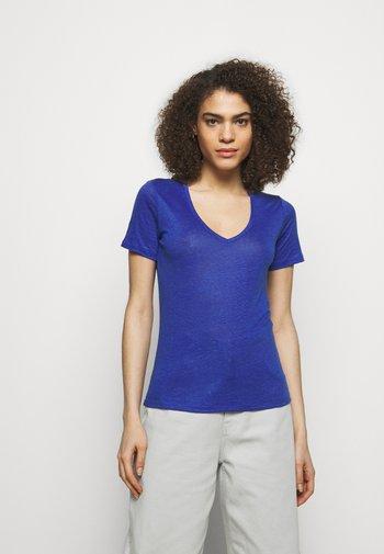 WOMENS DELETION LIST - Basic T-shirt - cobalt blue