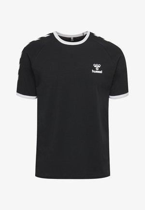 JIMMY - T-shirt med print - black