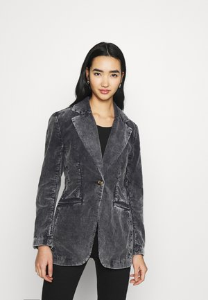RINA BLAZER - Blazer - washed black