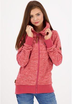 VIVIANAK  - Fleece jacket - cranberry
