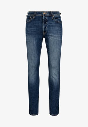 CLARK JJARIS  - Straight leg jeans - dark blue denim