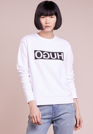NICCI - Sweatshirt - white