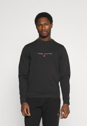 ESSENTIAL CREWNECK - Felpa - black