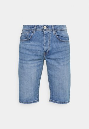 MOLOKO - Denim shorts - light blue denim