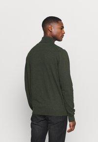 Pier One - Sweter - mottled olive - 2
