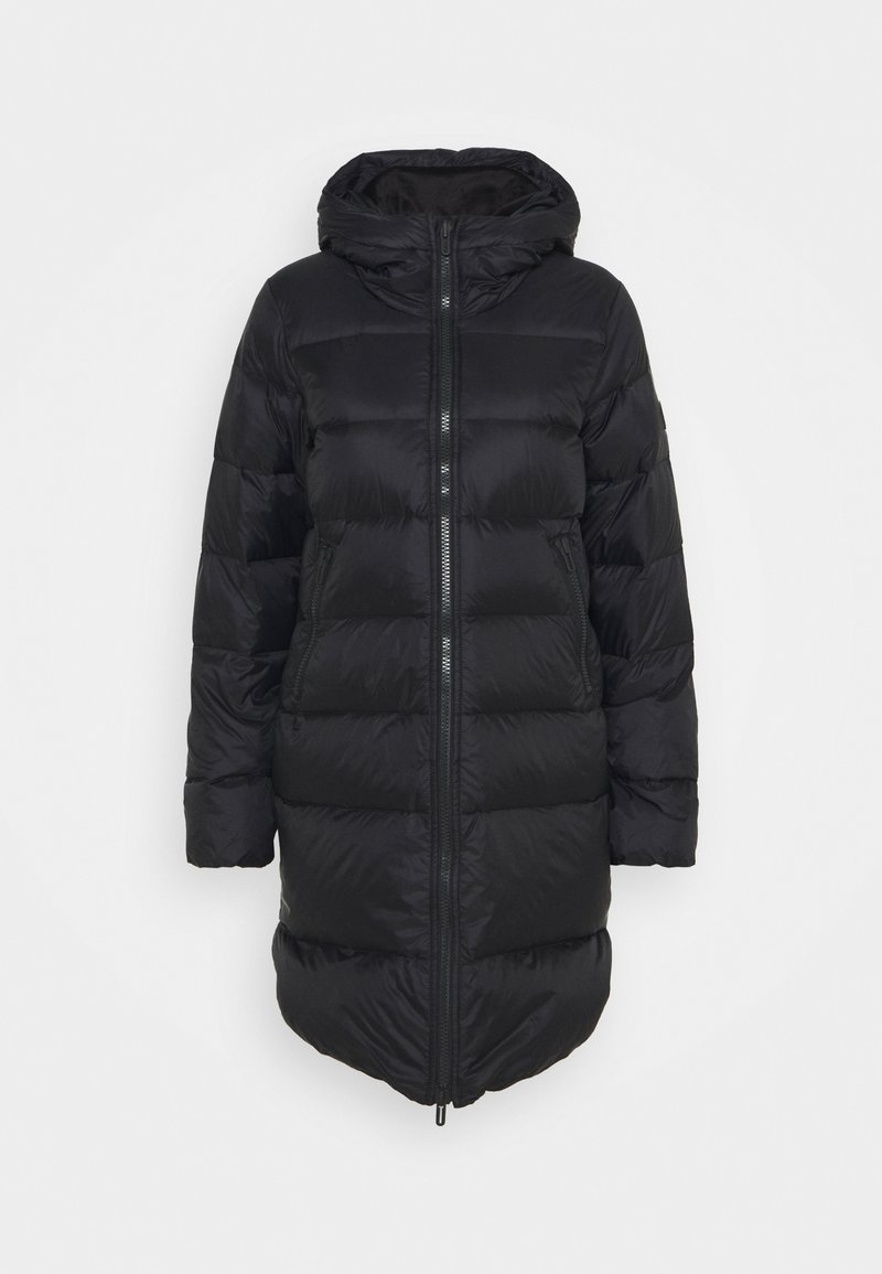 Under Armour - SPORTSTYLE GRAPHIC BENCH - Down coat - black
