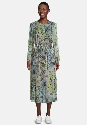 Day dress - nature green