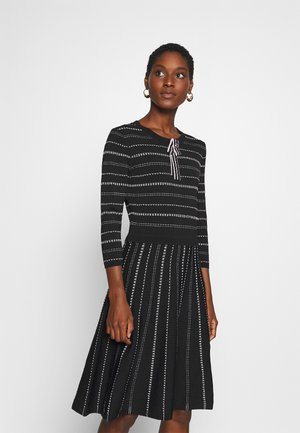 DECEMBRE ROBE - Jumper dress - black