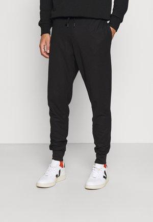 SIRABA - Pantaloni sportivi - black