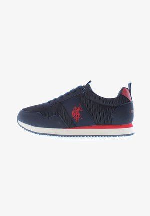 EXTE - Trainers - dkbl red