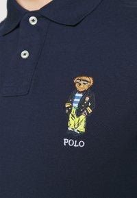 Polo Ralph Lauren - BASIC - Koszulka polo - newport navy - 5
