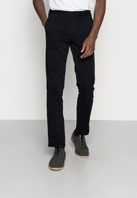 Tommy Hilfiger - CORE STRAIGHT FLEX - Chino kalhoty - blue - 0