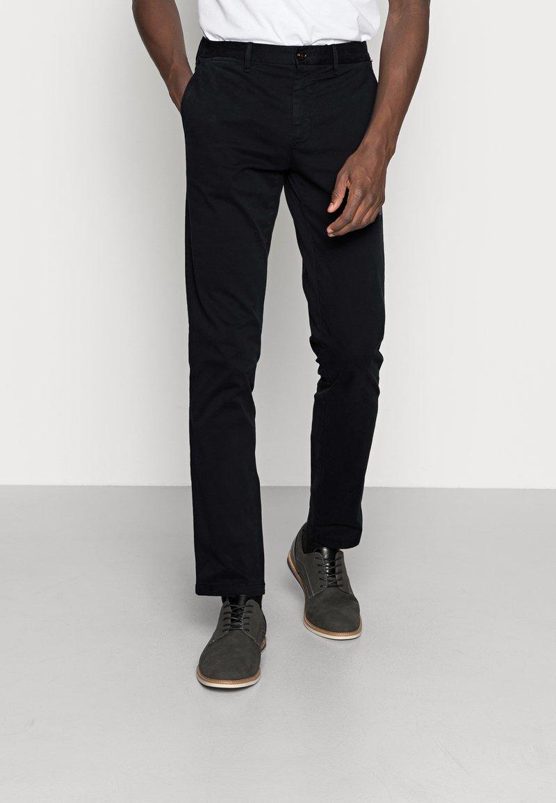 Tommy Hilfiger - CORE STRAIGHT FLEX - Chino kalhoty - blue