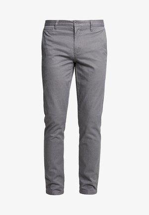 CLEAN KHAKI MARINA EXTRA SLIM - Chino kalhoty - burma grey