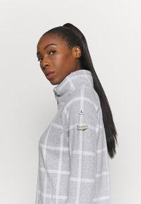 Luhta - HAUKKALA - Sweatshirt - light grey - 3