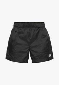 WOMEN'S ACTIVE TRAIL BOXER SHORT - Sports shorts - black