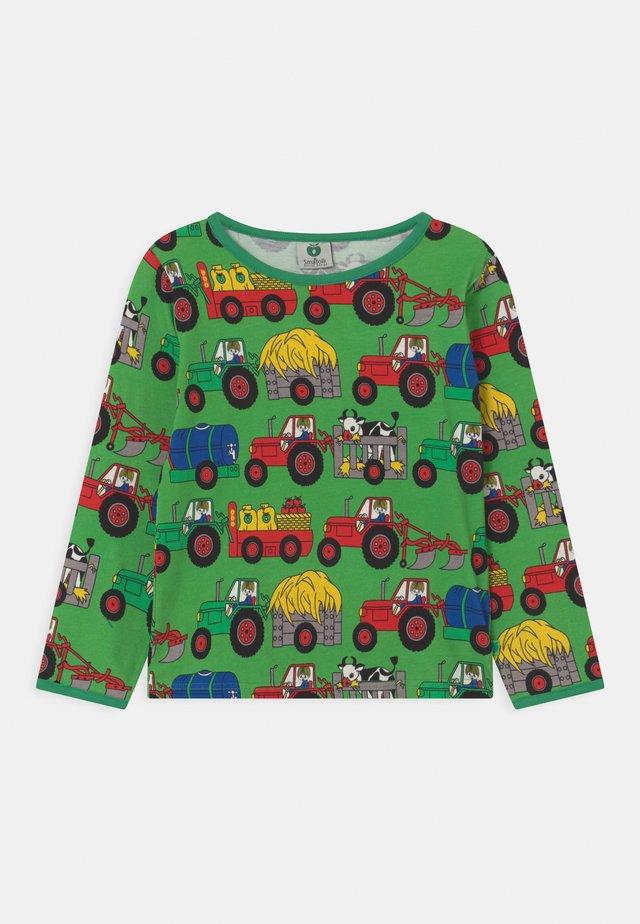 TRACTOR - Langærmede T-shirts - green