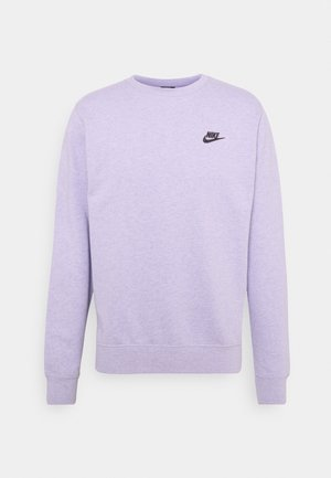 CREW - Mikina - purple chalk/smoke grey