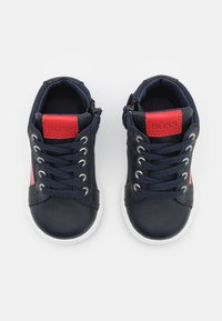 BOSS Kidswear - TRAINERS - High-top trainers - navy - 3
