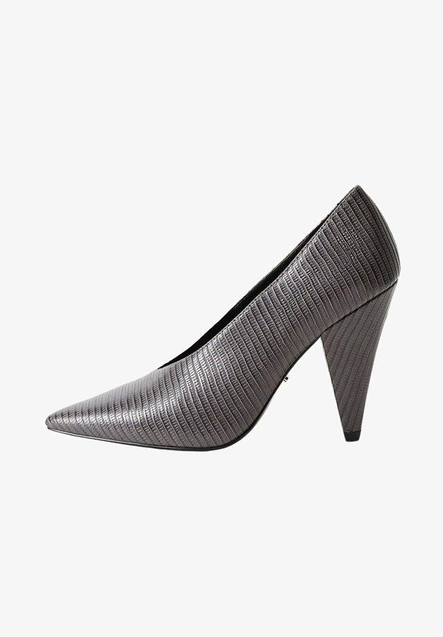 LOLAC - Classic heels - grau
