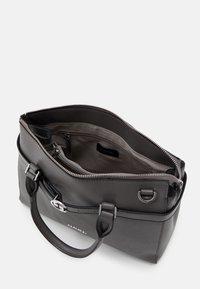 comma - TURN AROUND HANDBAG - Handbag - grey - 2